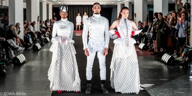 Lette-Verein Graduate-Modenschau 2019 TAKE OFF – TAKE OVER