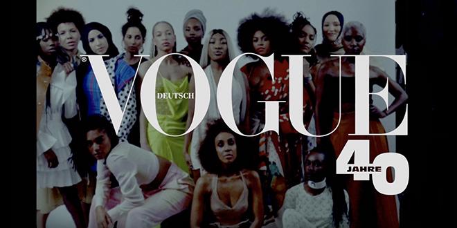Vogue setzt Zeichen gegen Rassismus