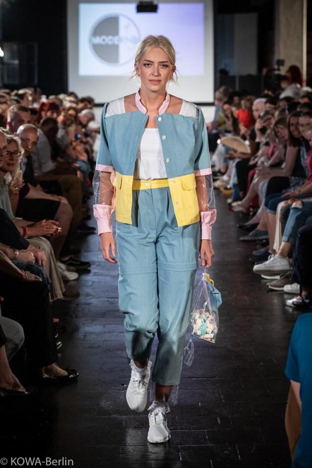 Sarah Morgenstern - Candy House Modeschule Berlin-Abschlussmodenschau 2019