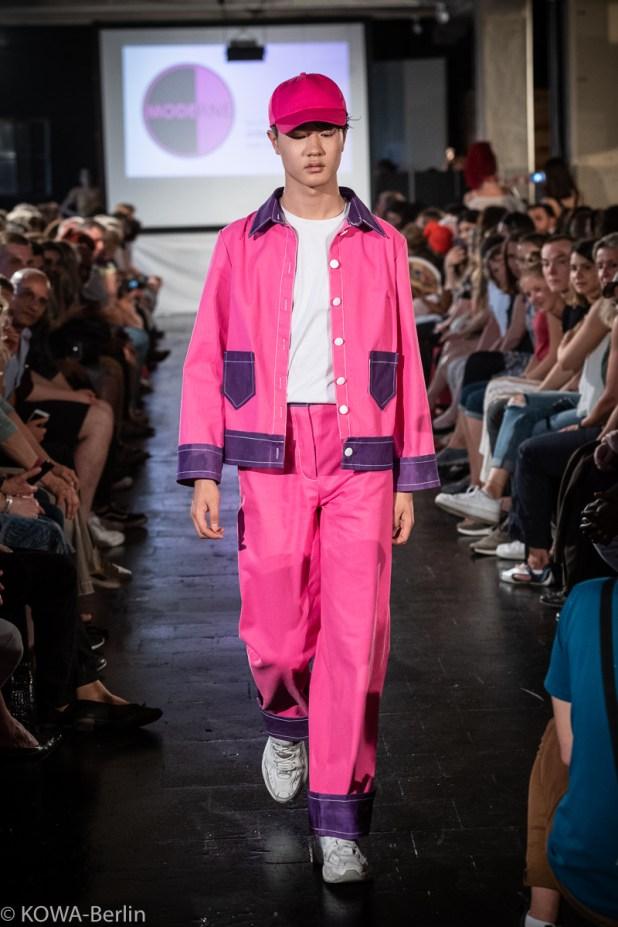 Aylin Akdag - Urban Pink Modeschule Berlin-Abschlussmodenschau 2019