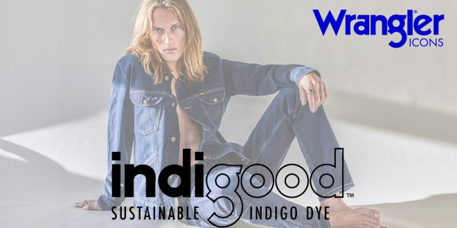 Wrangler ICONS HW19 Kollektion mit neuem nachhaltigen Indigood Konzept