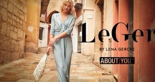 LeGer die Fashionbrand von Lena Gercke und About You