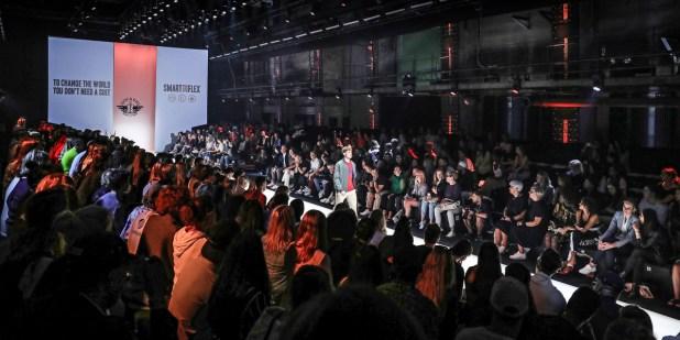 AYFW Dockers Show – ABOUT YOU Fashion Week