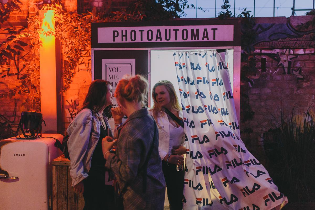 FILA Fashion Week Party