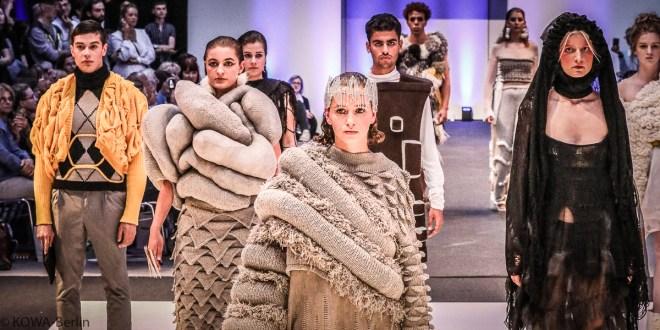 CREATURE Fashionshow - HTW Berlin 4. Semester Modenschau zur MBFW Berlin