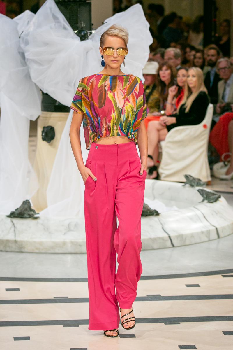 Anja Gockel Fashion Week 2020