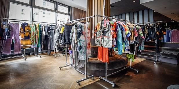 The Projekt Galerie Showroom MBFW Berlin 2020