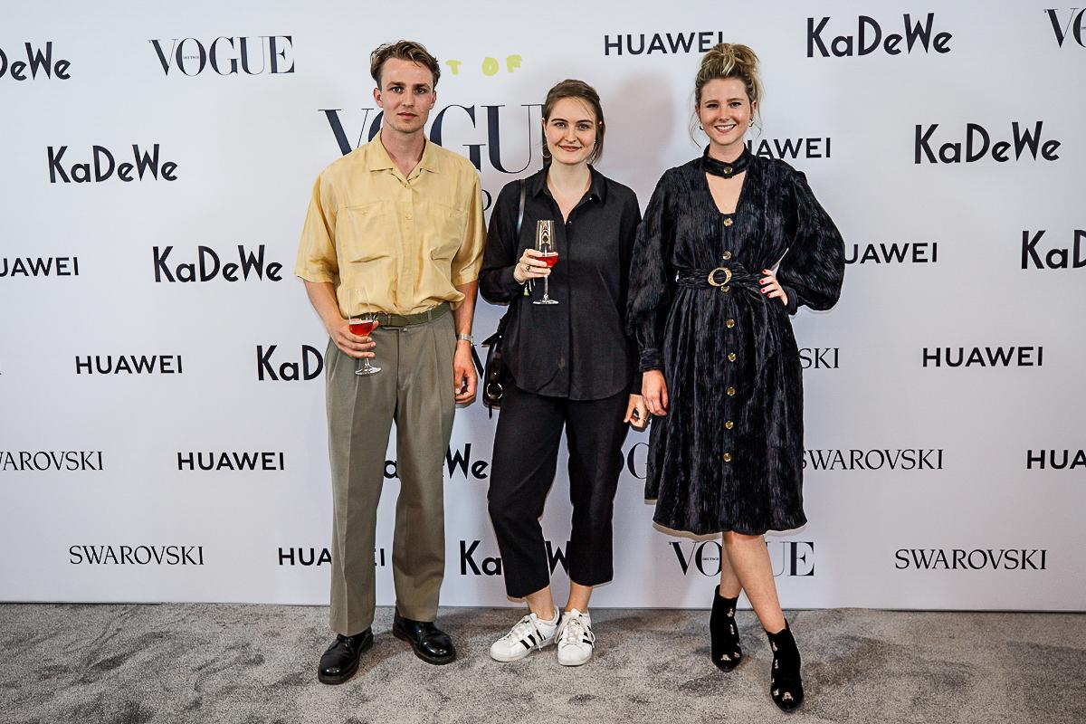Vogue Salon Spring Summer 2020 MBFW Berlin