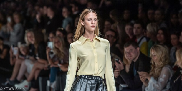 Simone Kowalski Maisonnoée Spring Summer 2020 Fashion Week GNTM