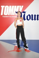 Fall 2019 Tommy x Lewis Milan Arrivals - Milan Fashion Week Spri