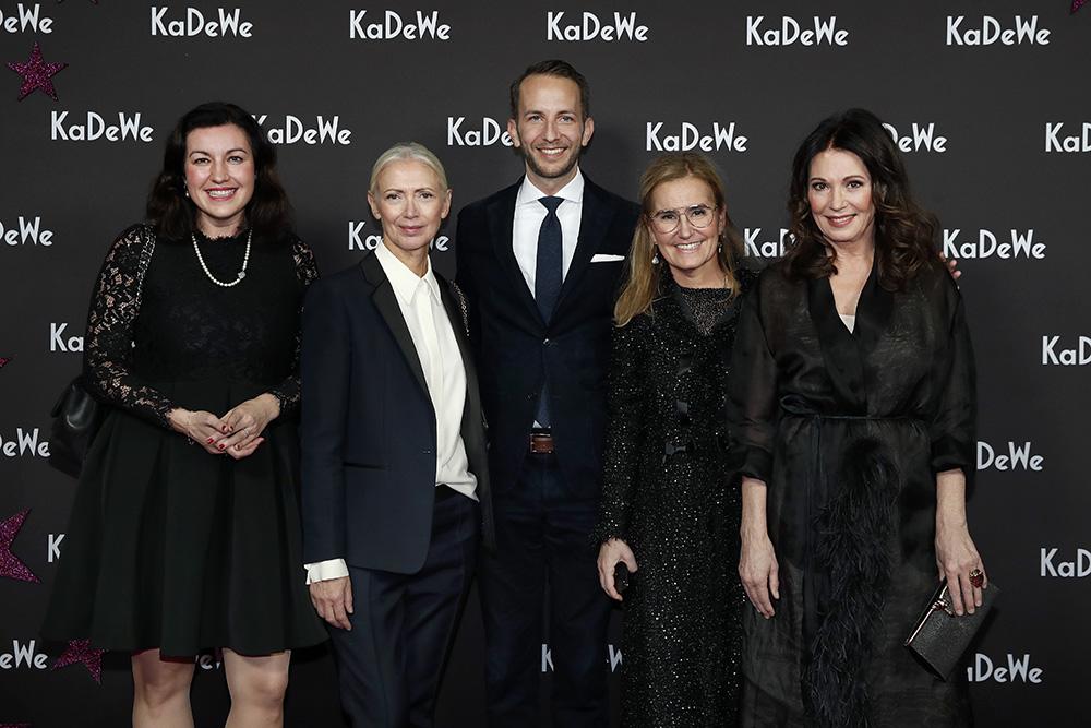 KaDeWe Berlin Eröffnungsfeier 2019 Das neue KaDeWe die