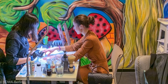 Beauty2Go-Lounge by Juvéderm verwöhnte die Stars in vollem Maße - Fashion Week Herbst Winter 2020