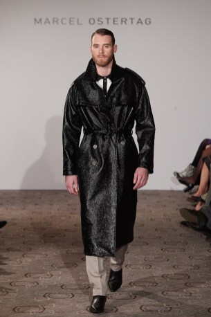 Marcel Ostertag AW 20 - MBFW Berlin 2020 -57