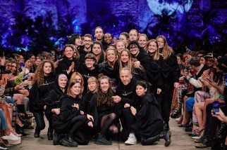 Marina Hoermanseder Herbst Winter 2020 MBFW