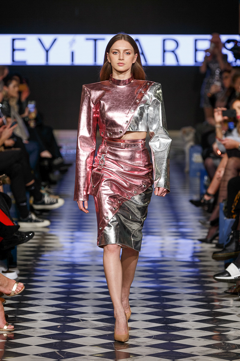 Seyit Ares Quartier 206 Herbst Winter 2020 @ MBFW Berlin