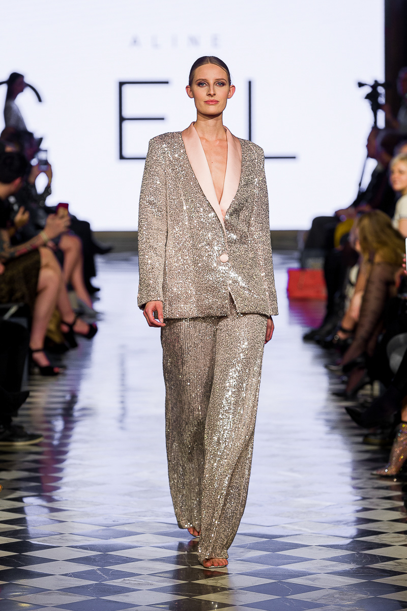 Aline Celi Quartier 206 Herbst Winter 2020 @ MBFW Berlin
