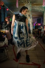 """""""WALKINGHEADS"""" UPCYCLING FASHION SHOW 2020 -FADE OUT LABEL - tHERAPY - SAMEHEADS"""
