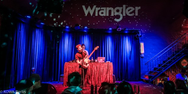BLVTH @ Wrangler Texas Slim Launch 2020 Berlin