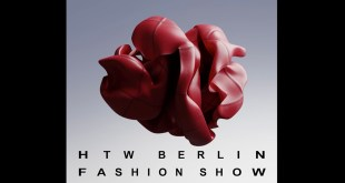 Modenschau des 4.Semesters Modedesign HTW Berlin in der Platte Berlin - 2021