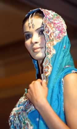 Neha Ahmad Bridal Dress
