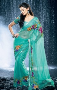 Saree Designs 2012