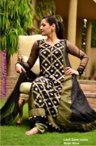 Formal Wear 2012 of Samer Usama  for Women