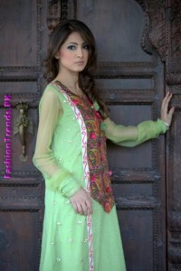 Formal Wear 2012 of Samer Usama for Women