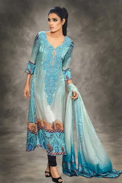 Pakistani Fashion Trends 2014