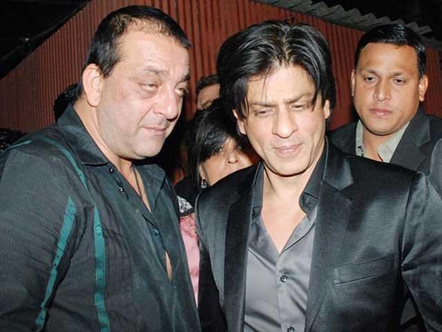 Sanjay Dutt Sharukh Khan Story