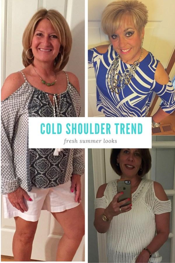 Cold Shoulder Trend