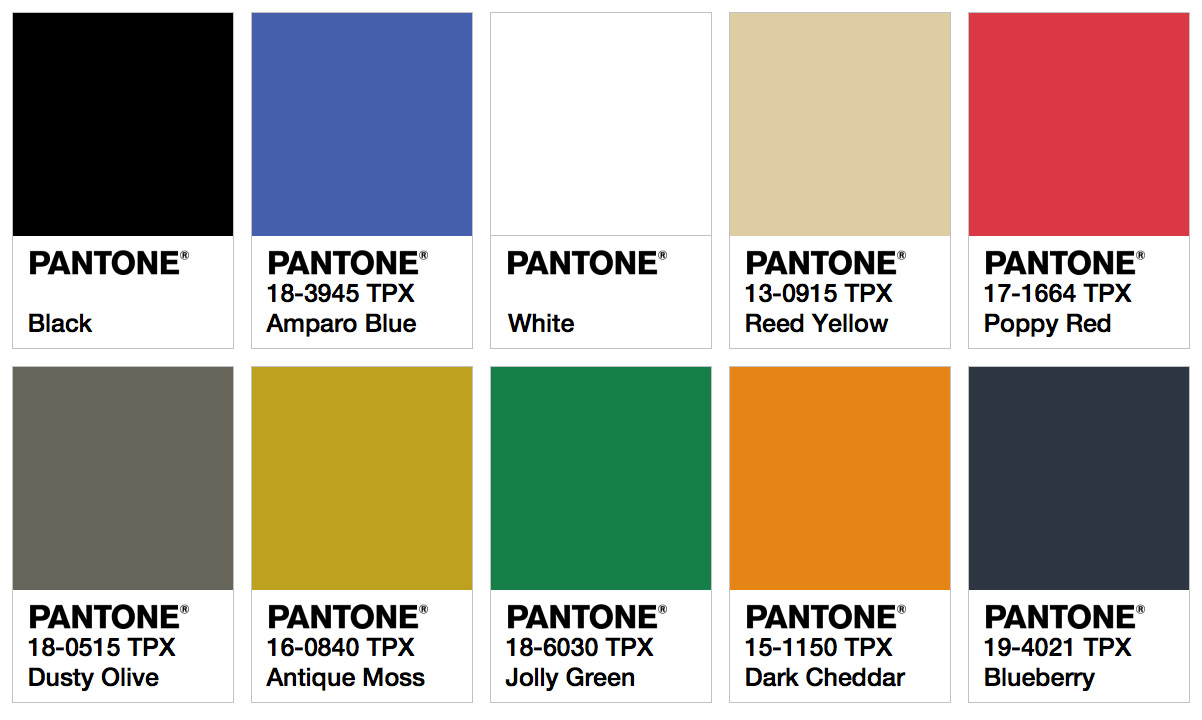 Image result for pantone colors fall 2018