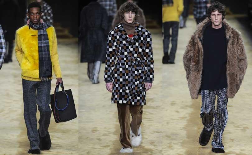 Mezcla libre de estilos y géneros en la moda de Milán