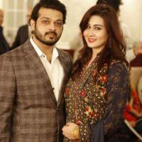 Samra Arsalan Pakistani tv host