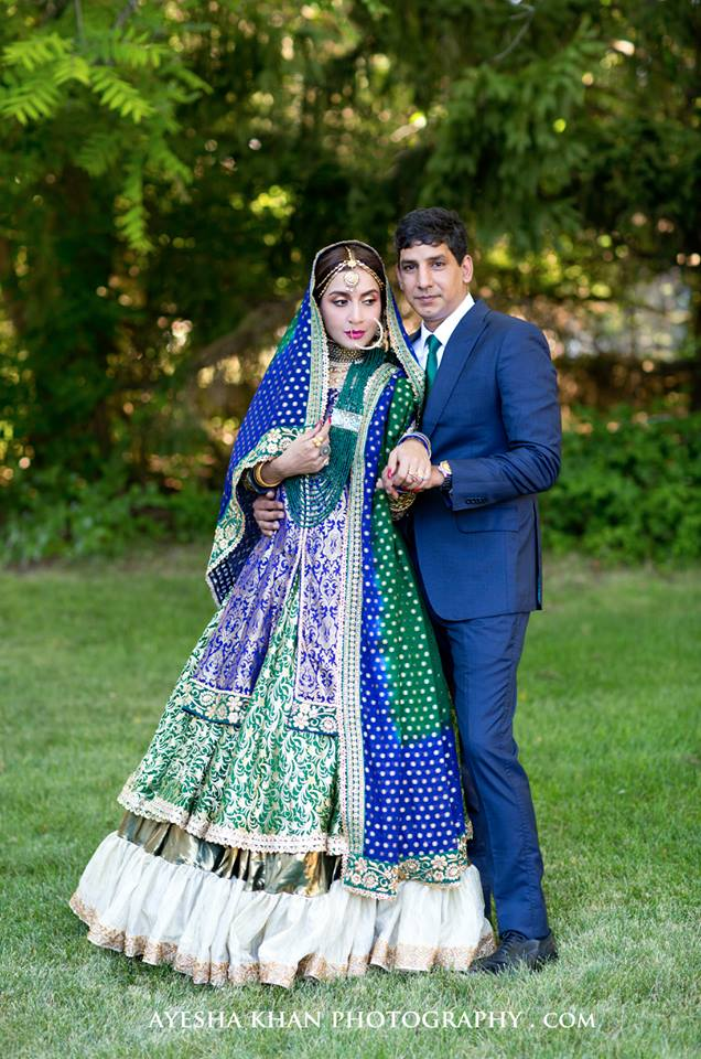 Beautiful Wedding Pictures Of Actress Saman Ansari Pakistani Drama Celebrities