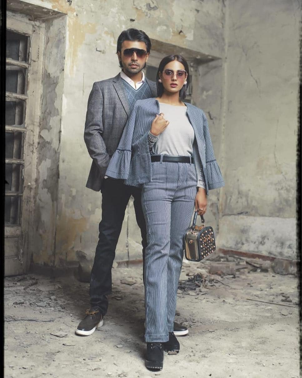 Latest Photoshoot Of Iqra Aziz And Farhan Saeed