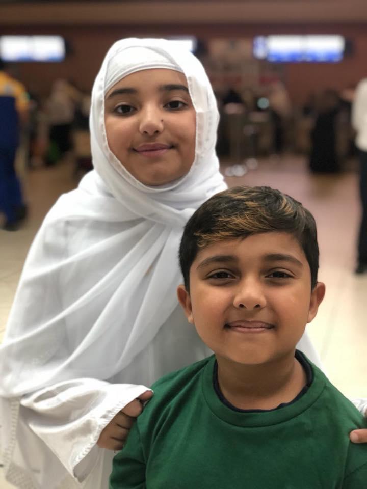 Javeria Saud Performed Umrah With Her Family Pakistani Drama Celebrities