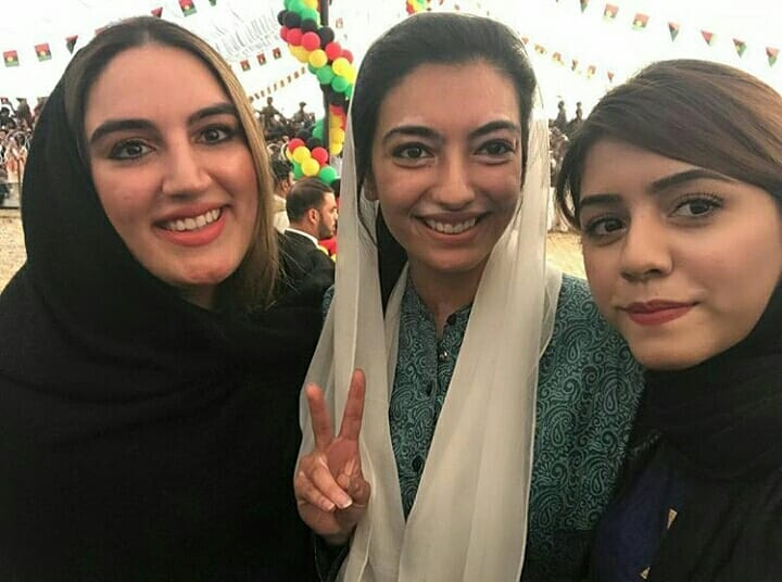 Beautiful Clicks Of Bilawal Bhutto With Sisters Bakhtawar