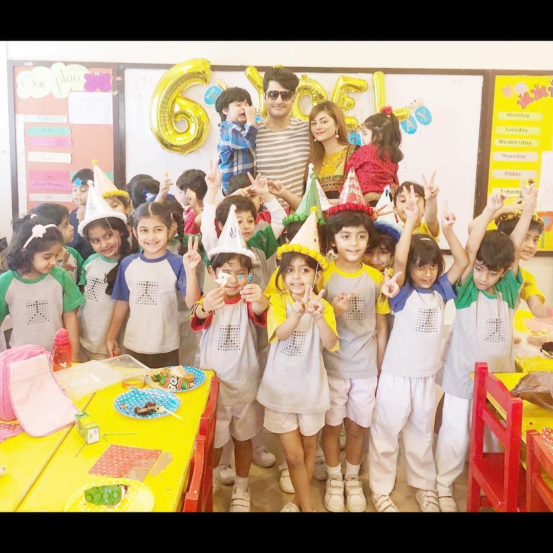 Birthday Party - Syed Jibran and Afifa Jibran Celebrates Their Children Birthday