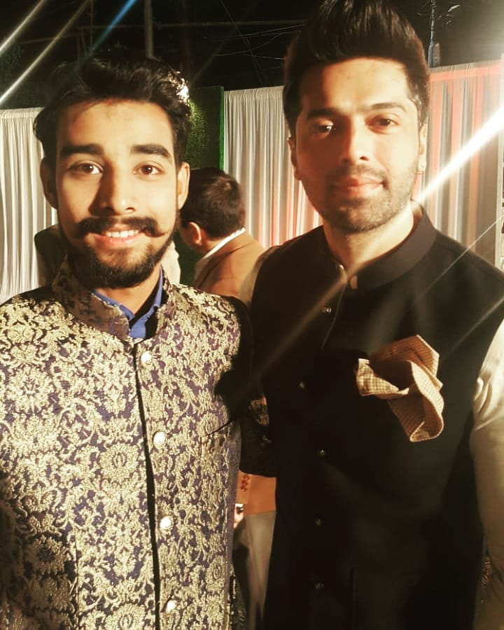 Famous Dramas Director Syed Atif Hussain Son Bazil Weds Zaraish – Check Celebrities Photos