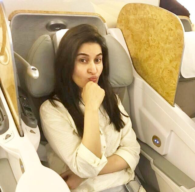 Dr Shaista Lodhi and Her Husband Planning for Umrah - Check Their Photos with Friends