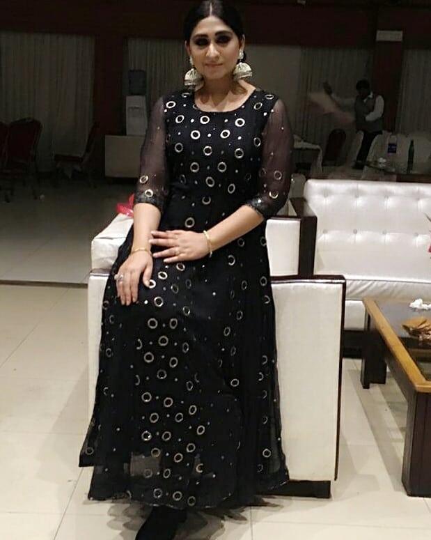 Actress Madiha Rizvi & Her Cute Daughters in Nida Yasir Morning Show