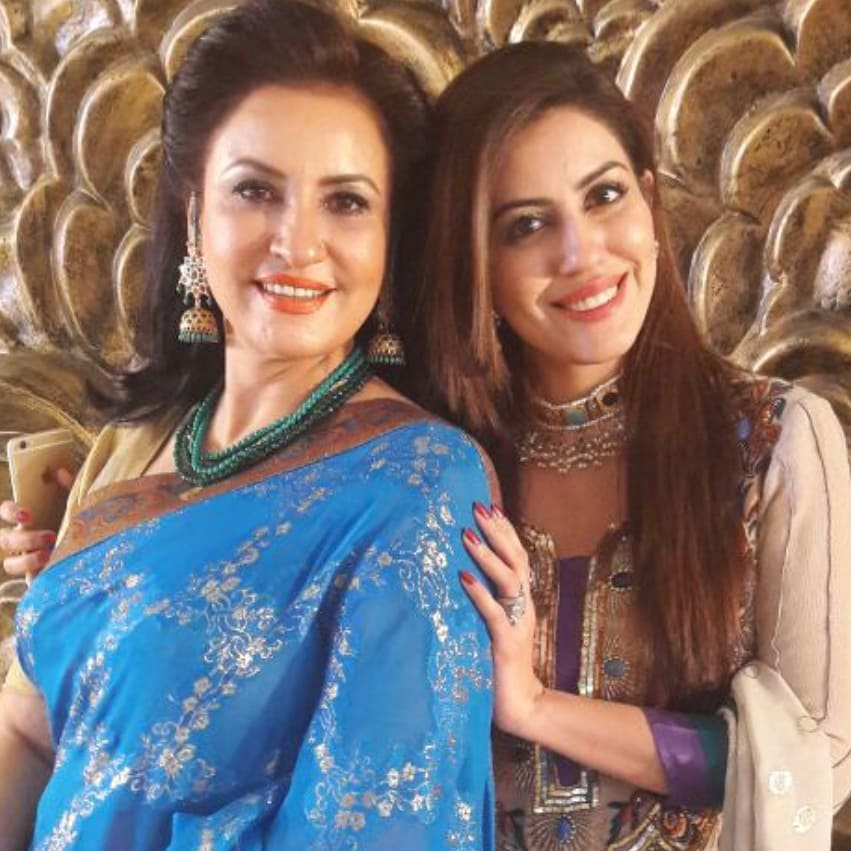 Beautiful Clicks Of Saba Faisal With Her Children Pakistani Drama Celebrities