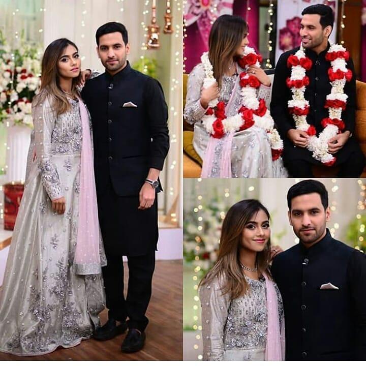 Nida Yasir Morning Show - Zaid Ali and his Wife Yumnah Bacame Guests