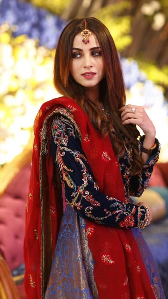 Beautiful Nimra Khan At A Wedding Event Pakistani Drama