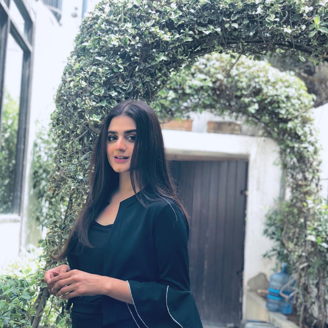 Latest Beautiful Pictures Of Hira Mani With Her Kids Pakistani Drama Celebrities