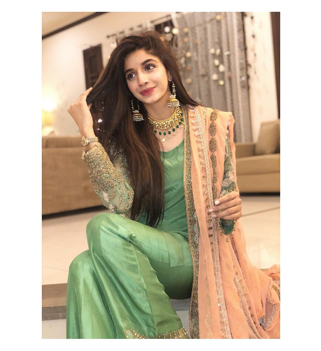 Latest Beautiful Clicks Of Mawra Urwa And Farhan Saeed Pakistani Drama Celebrities