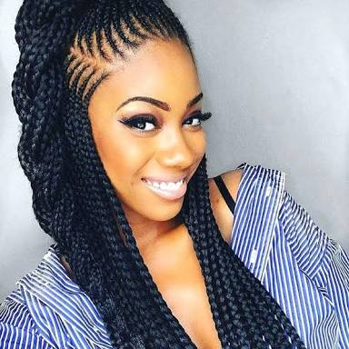 7 Types Of African Braids Styles For Women Fashion Unlock