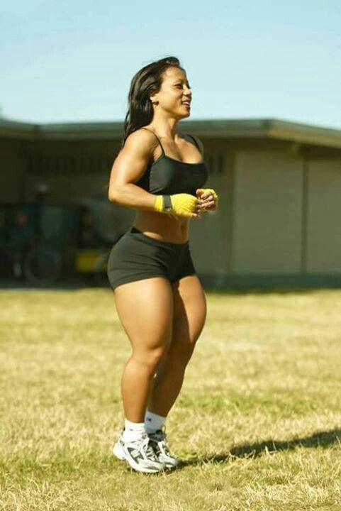 Women with big thighs