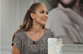 Jennifer López vende 51 mil fragancias en lanzamiento de Love & Light