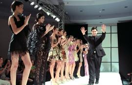 Marcos Carrazana, diseñador de modas, en entrevista con Fashion Vitrine